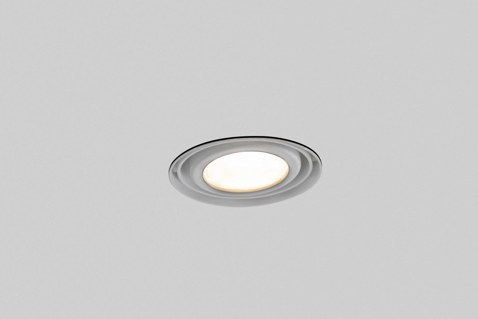 Luminária Mini Argo Orbital No Frame