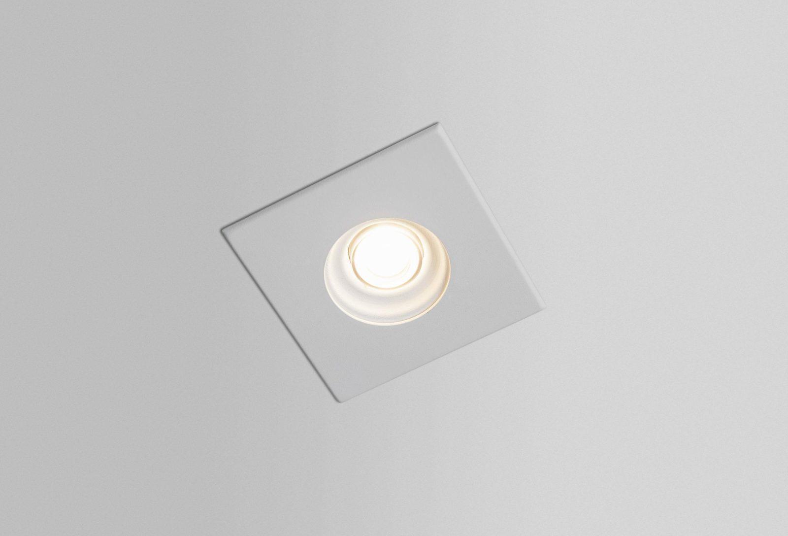 Luminária Ara Quadrada
