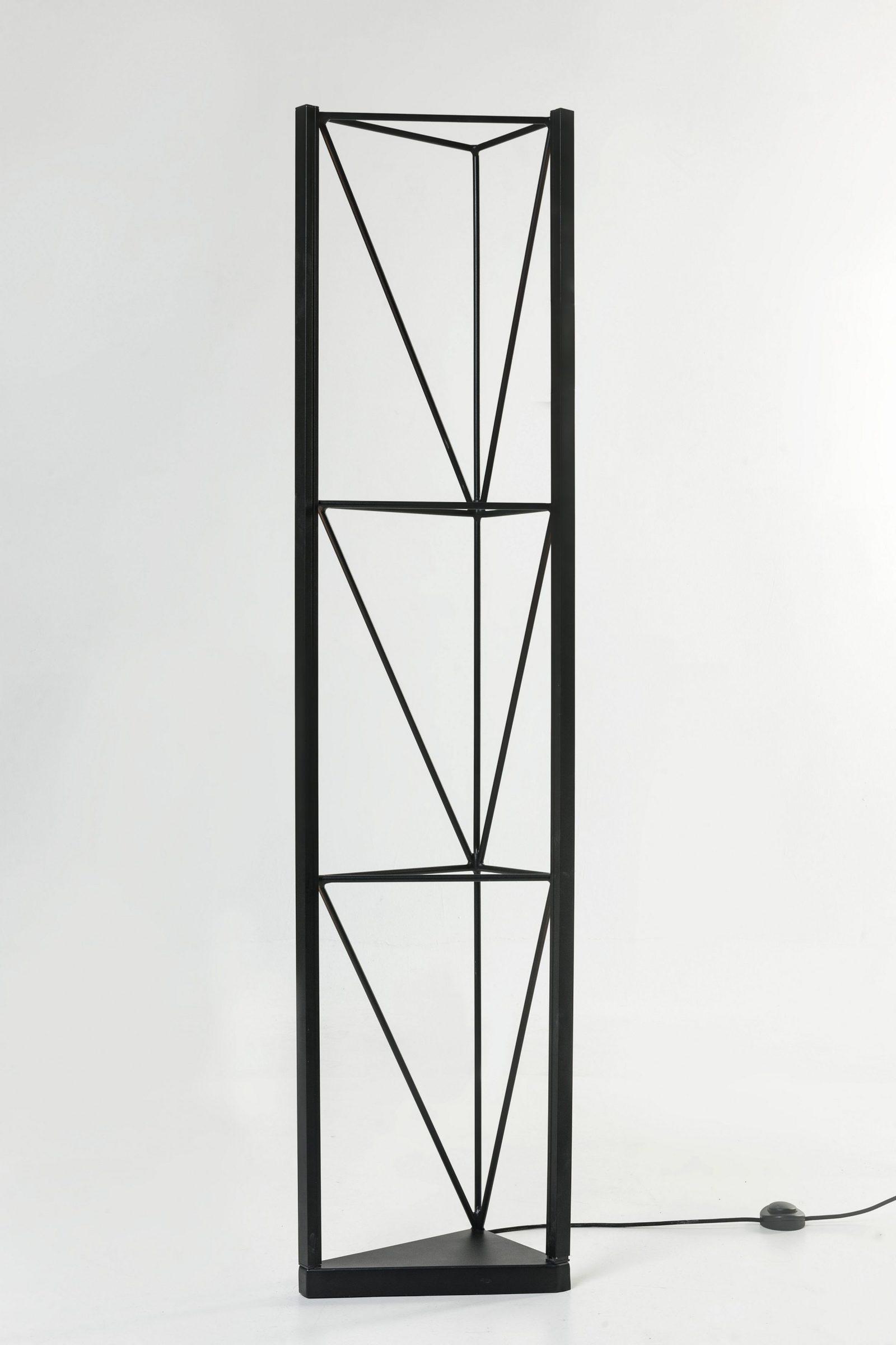 Luminária Diagonal de Piso