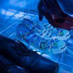 Box de desinfecção por radiação Ultra Violeta C